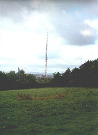 EI2TVR Spur Hill Cork Transmitter Site