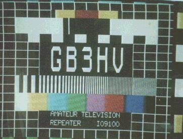 Amateur Television - GB3HV & The Home Counties Amateur